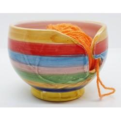 Porta gomitolo Multicolore