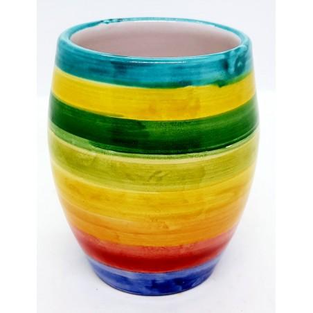 Bicchiere Portaspazzolini Linea Moderna